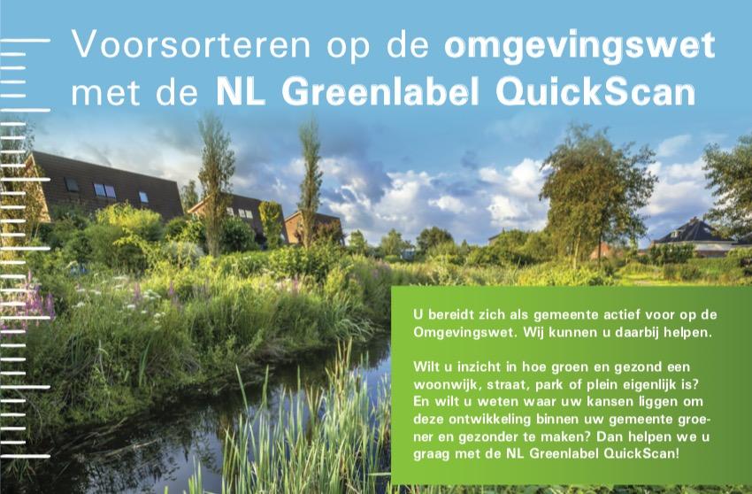 NL Greenlabel QuickScan