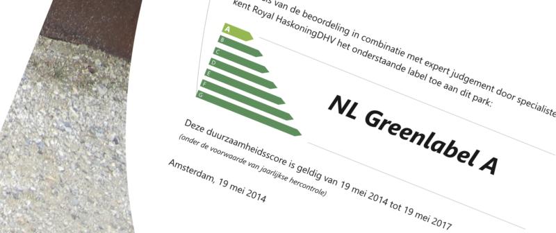 NL Greenlabel | voor vergroening van de leefomgeving