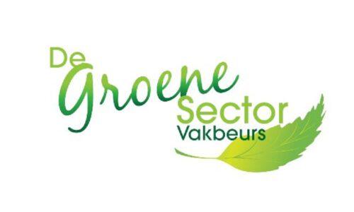 logo groene sector vakbeurs 2018_0