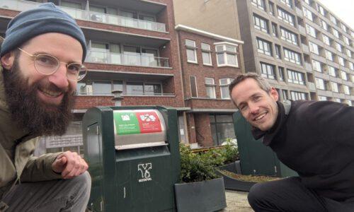 founders van Citygard containertuintjes